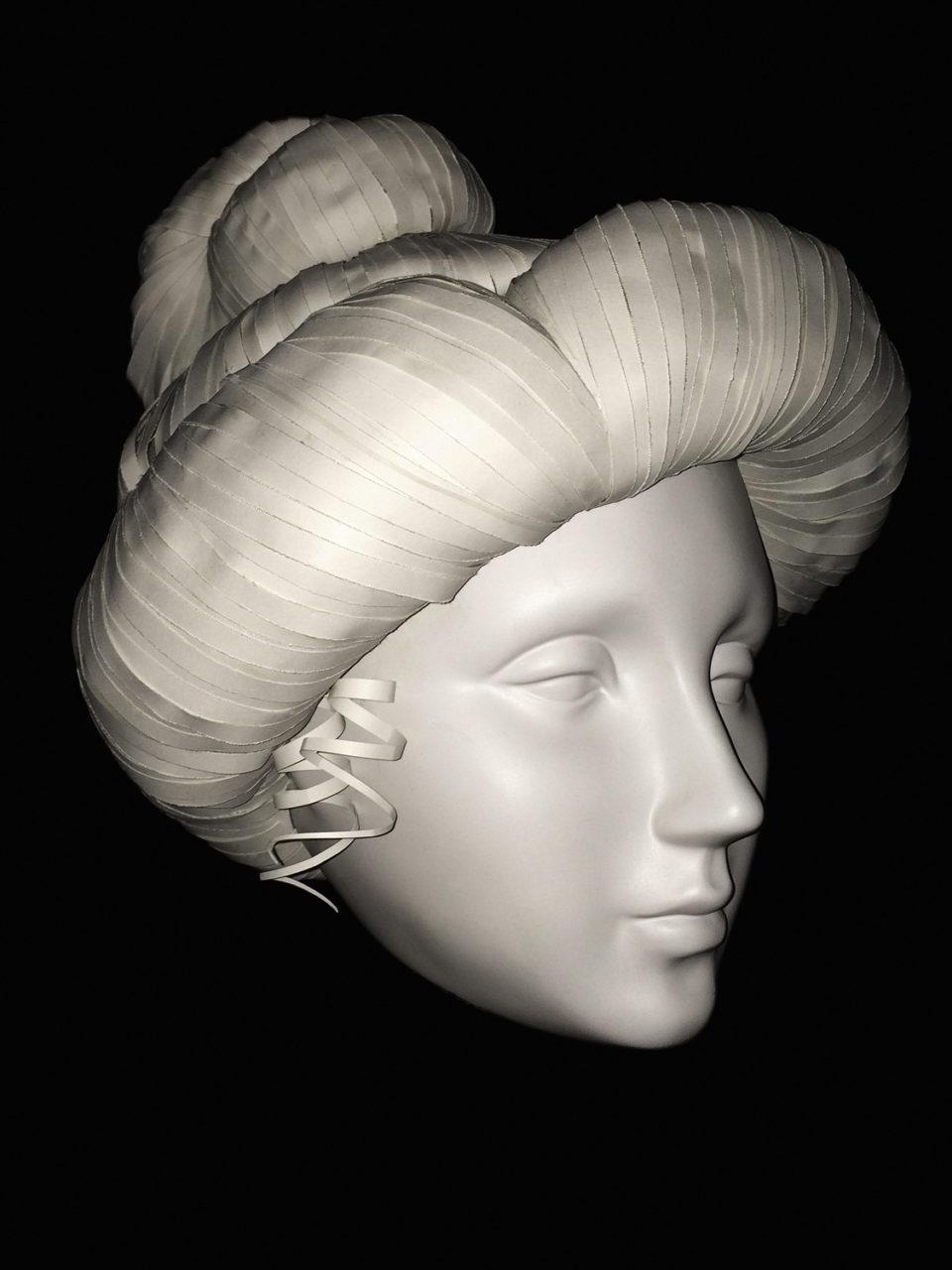Annemiek Bohnenn pruiken wig 4 Rijksmuseum Catwalk12
